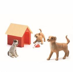 Djeco Maisons de poupées Les chiens*