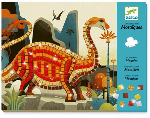 Djeco Knutselset Mozaïek Dinosaurus