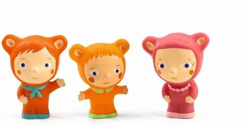 Djeco Art Toys poppen Chounuts