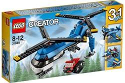Lego  Creator voertuig Dubbel-rotor Helicopter 31049