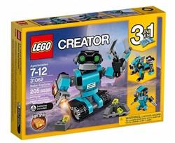 Lego Creator set Robotverkenner 31062