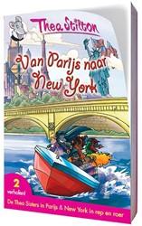 Kinderboeken  Geronimo Stilton Thea stilton; van Parijs naar New York