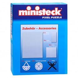 Ministeck  knutselspullen Accessoires set 38 delig