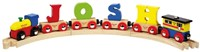 BigJigs Rail Name Letter I, BIGJIGS, LETTERTREIN I