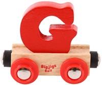 BigJigs Rail Name Letter G-2