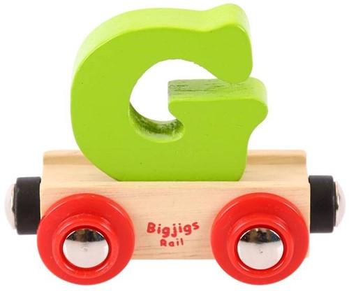 BigJigs Rail Name Letter G (6)-3