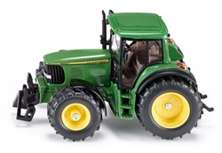 Siku  miniatuur speelvoertuig John Deere tractor 3252