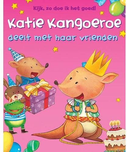 YoYo Books  voorleesboek Katie Kangoeroe deelt met haar vrienden