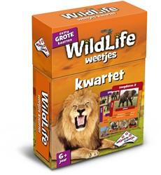 Identity games  kwartet Wildlife