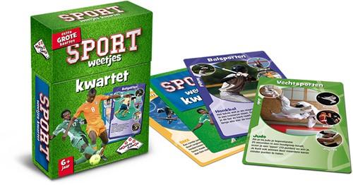 Identity games  Kwartet sport