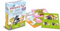 Identity games  kinderspel Woezel & Pip Junior Kwartet-2