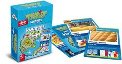 Identity games  kwartet Vakantie landen