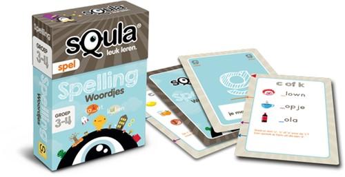 Identity games  Squla leerkaarten spelling woordjes