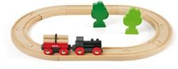 Brio  houten trein set Startset bos trein 33042