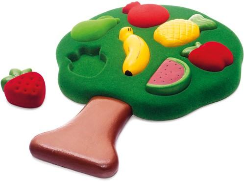 Rubbabu 3D-Puzzel fruit