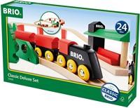 BRIO trein Classic Deluxe set 33424-2