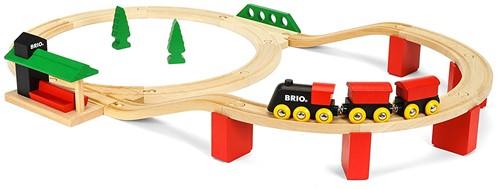 BRIO trein Classic Deluxe set 33424