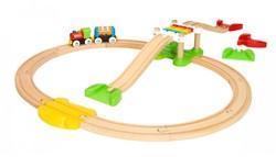Brio  houten trein set Mijn eerste treinset beginners 33727