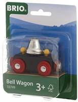 BRIO trein Belwagon 33749
