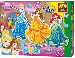 Ses Funmais knutselspullen disney prinsessen