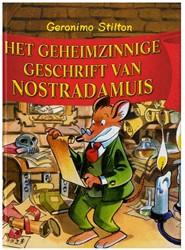 Kinderboeken  leesboek Geheimzinnige geschrift