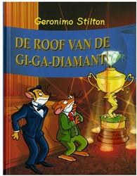 Kinderboeken  leesboek De roof van de gi-ga-diamant