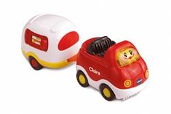 VTech Toet toet auto Claire & Caravan