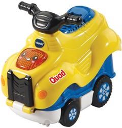 VTech Toet toet auto Press en Go Quinn