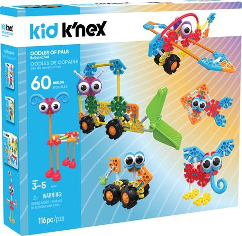 K'nex Kid  - Oodles Of Pals Building Set