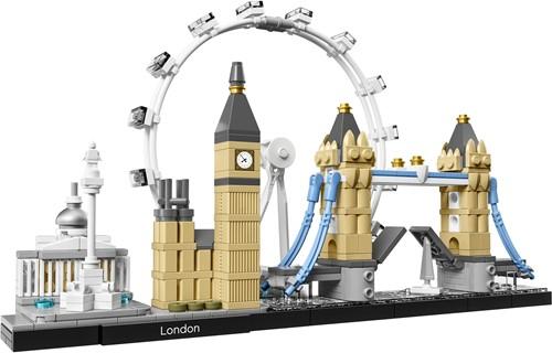 LEGO Architecture Set London 21034-2
