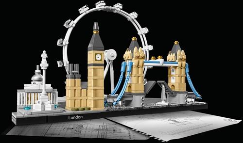 LEGO Architecture Set London 21034-3