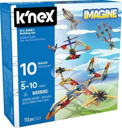 K'nex Building Sets - Fly Away Building Set