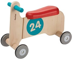 Plan Toys  houten loopfiets Bike ride on II