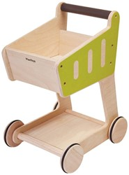 Plan Toys houten keukentje Shopping cart