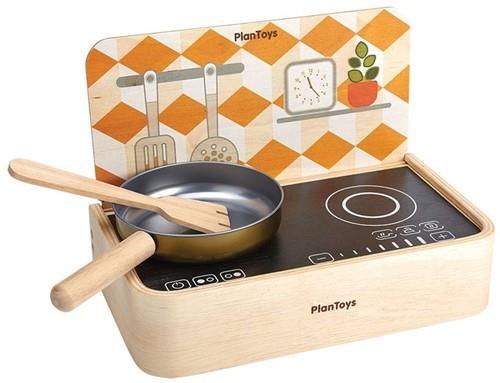 Plan Toys  houten keukentje Portable Kitchen