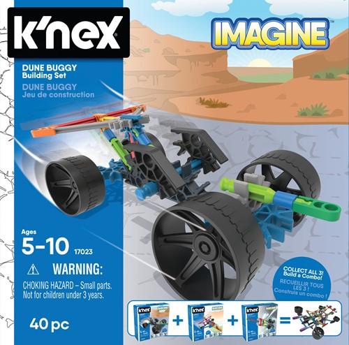 K'nex Building Sets - Dune Buggy Building Set