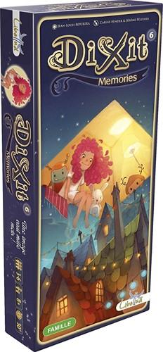 Libellud spel Dixit uitbreiding 2 - Memories