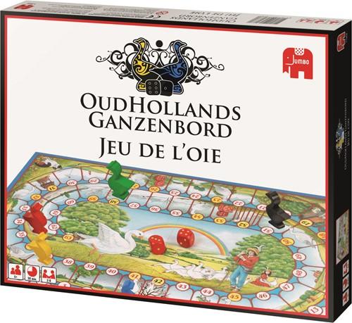 Jumbo spel Ganzenbord NL/FR