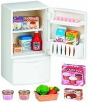 Sylvanian Families  accessoires Refrigerator set 3566