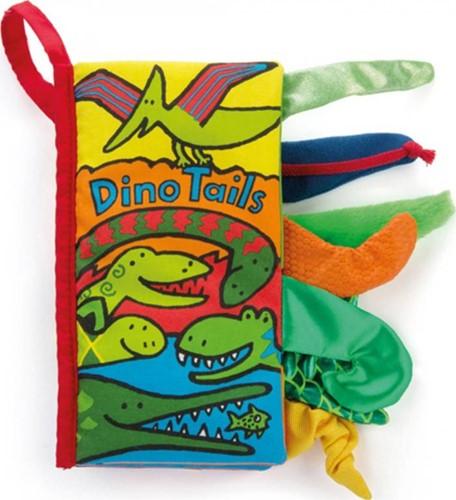 Jellycat staartenboek Dino's