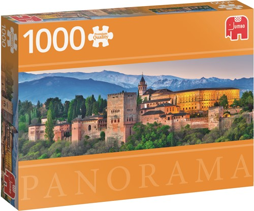 Jumbo puzzel Spanje - Alhambra Spain - 1000 stukjes