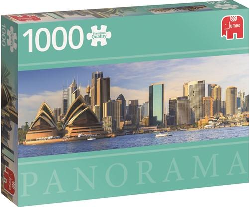 Jumbo puzzel Sydney Skyline - 1000 stukjes panorama