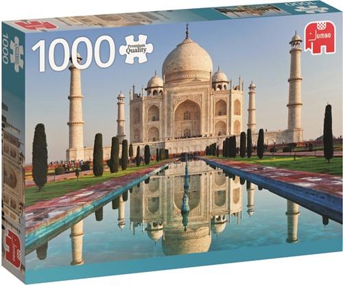 Jumbo puzzel Taj Mahal, India - 1000 stukjes