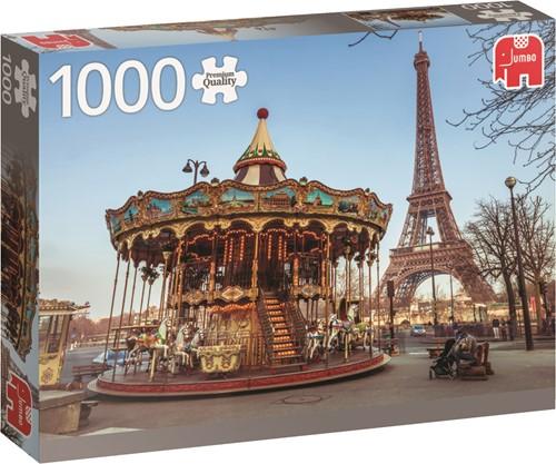 Jumbo puzzel Frankrijk -  Paris France - 1000 stukjes
