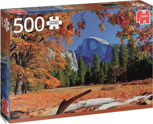 Jumbo puzzel Yosemite National Park USA - 500 stukjes