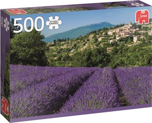 Jumbo puzzel Frankrijk -  Provence Aurel - 500 stukjes