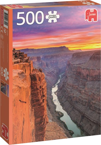 Jumbo puzzel Grand Canyon USA - 500 stukjes