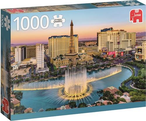 Jumbo puzzel Las Vegas - 1000 stukjes