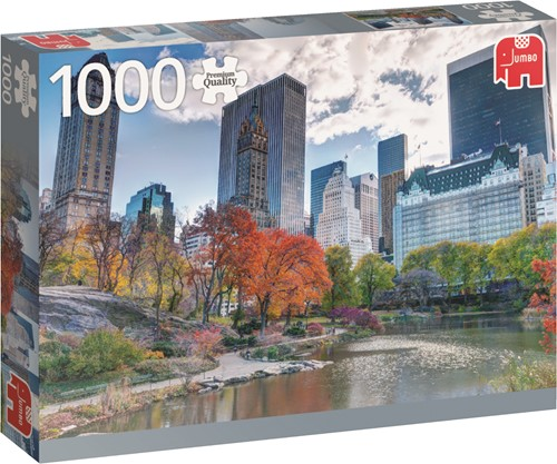 Jumbo puzzel Central Park, New York - 1000 stukjes