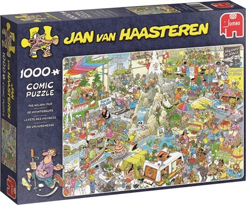 Jumbo puzzel Jan van Haasteren De Vakantiebeurs - 1000 stukjes